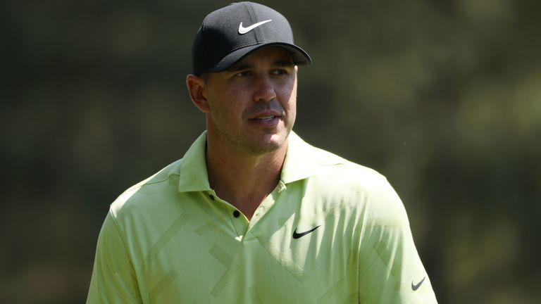 Brooks Koepka is confident he will recover from injury in time for the Ryder Cup