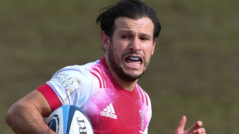 Danny Care is 34 and last played for England in 2018