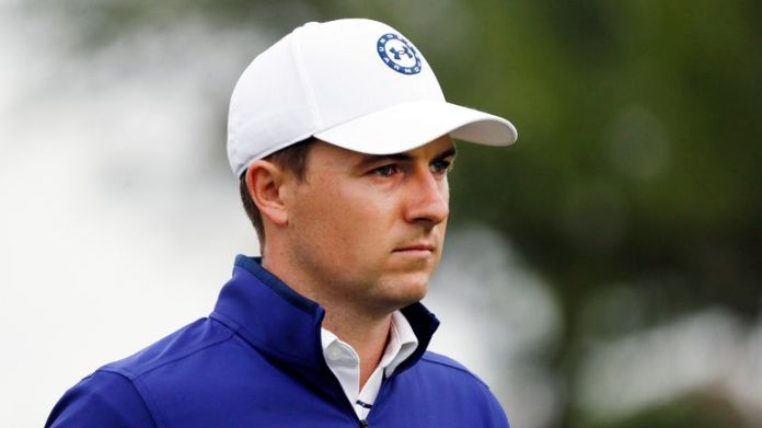 Jordan Spieth had a 'short fuse' after an early start on Friday