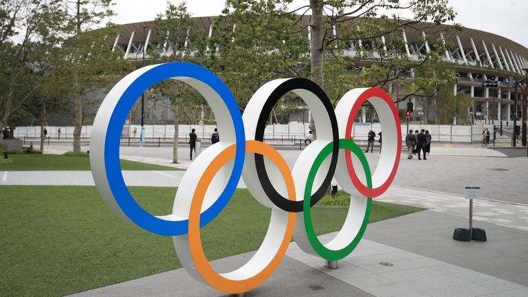 Brazil is about to start delivering COVID-19 vaccines to athletes ahead of the Olympic Games