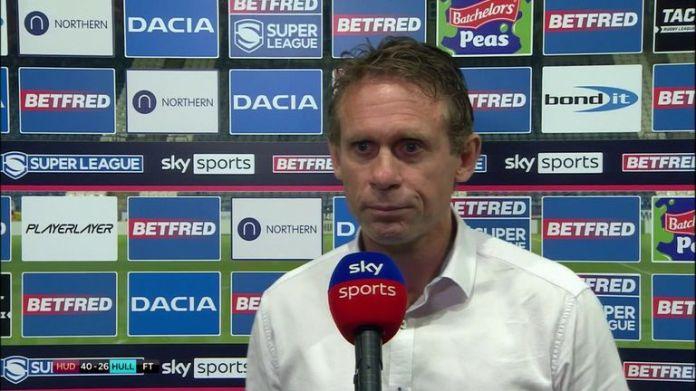 Brett Hodgson felt his side lacked energy against Castleford