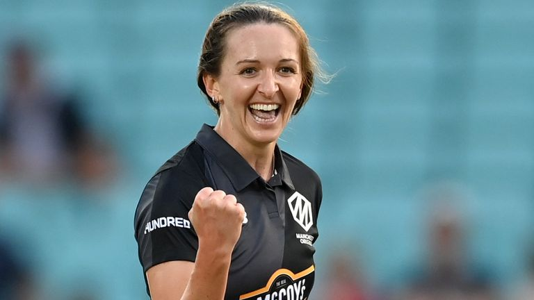 Kate Cross hopes the scintillating opening game of The Hundred will inspire youngsters to get involved in cricket