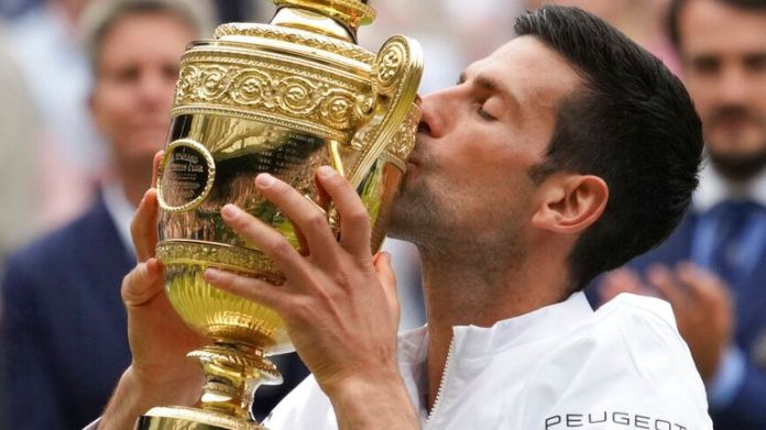 Djokovic credits Federer and Nadal for shaping him