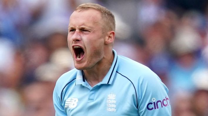 Matt Parkinson has taken five wickets in as many ODIs for England so far but has yet to make his Test debut