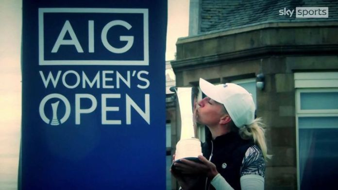 There's a big month of women's golf coming up on Sky Sports, where Europeans will be defending titles at the AIG Women's Open and the Solheim Cup
