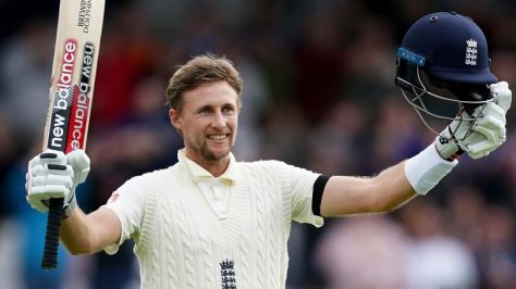 Joe Root scored his sixth Test century of 2021 as England continued their dominance of the third Test