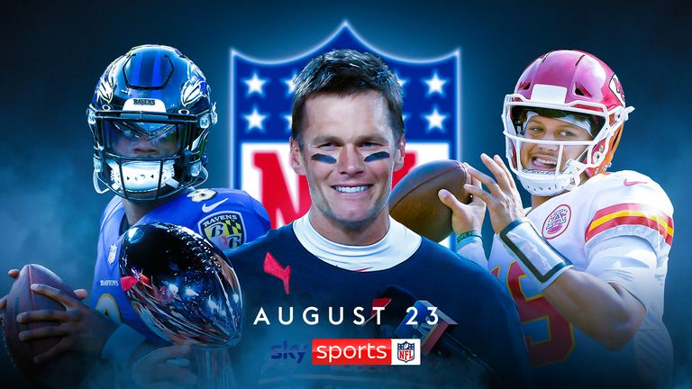 Sky Sports NFL is back for the 2021 season!