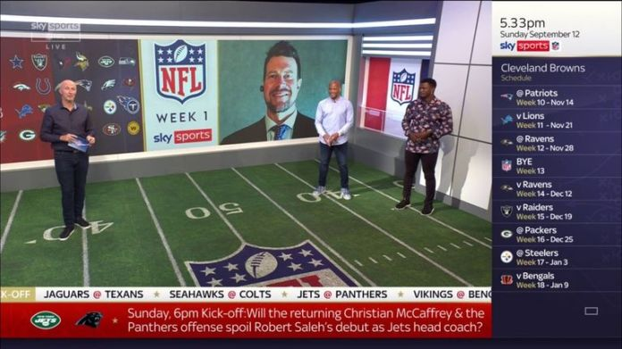 The Sky Sports NFL team give their predictions for the 2021 season. Who have they picked to win the Super Bowl and finish as league MVP?