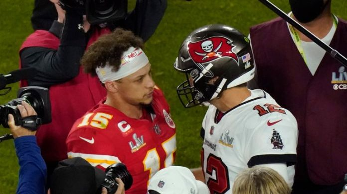 Kansas City quarterback Patrick Mahomes is adamant the Chiefs need to improve after their crushing Super Bowl defeat at the hands of Tom Brady's Tampa Bay Buccaneers.
