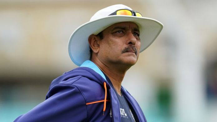 Ravi Shastri has announced his intention to stand down from his role as India head coach