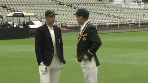 Sky Sports' Nasser Hussain says he has heard all the fit England players want to go to Australia for the Ashes.