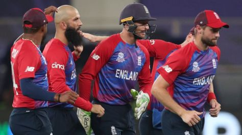 England had failed to beat West Indies in the T20 World Cup in five previous attempts