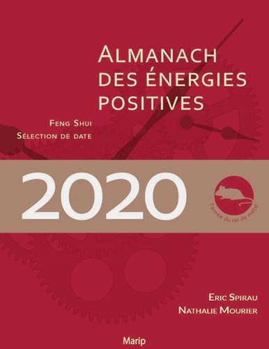 Almanach des énergies positives 2020 - Editions Marip