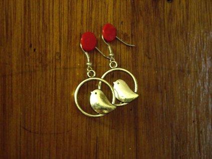 Birdie Dick Earrings