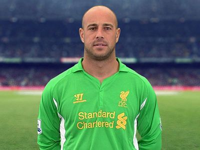pepe reina spain player profile sky sports football