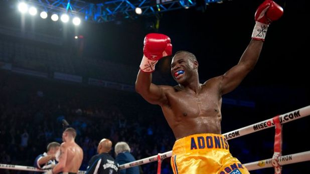 Stevenson stopped Tony Bellew in the sixth round back in 2013