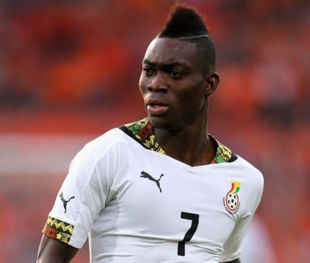 Atsu Has  Caps For Ghana
