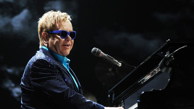 Kevin Owens was furious with Elton John for cancelling a show he was due to attend in Orlando