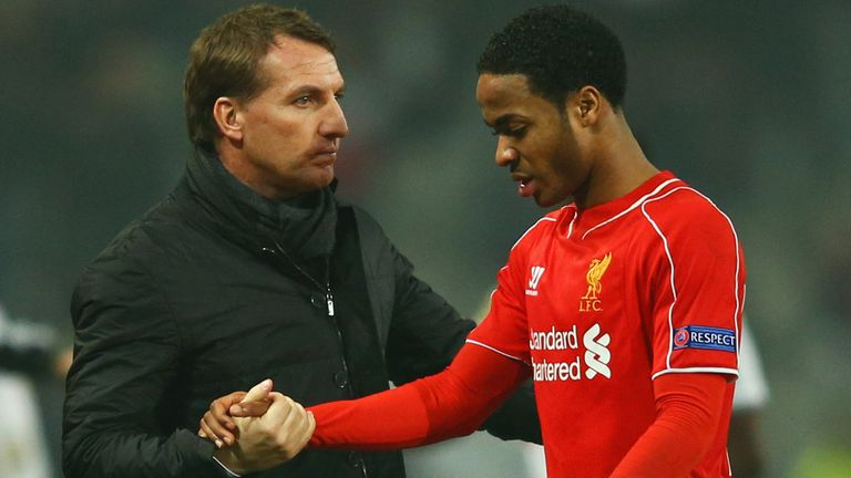 Rodgers rested Sterling in January
