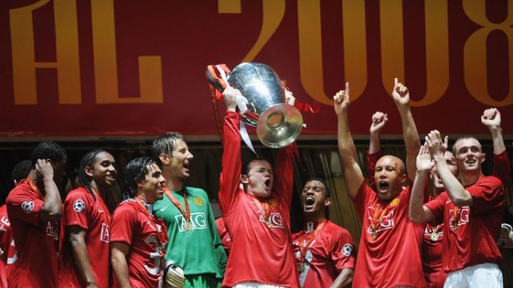 Rooney alza la Champions