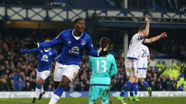 Image result for Everton vs Chelsea 2-0