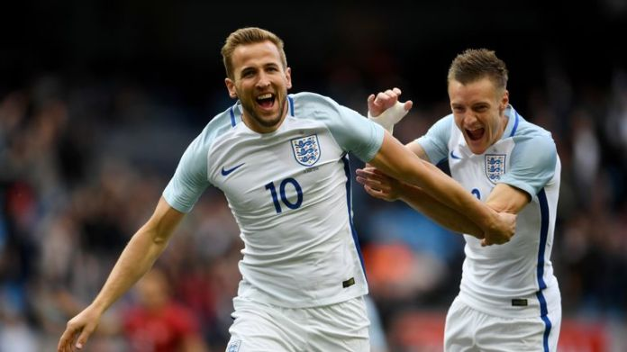 Harry Kane is likely to start England's clash against Scotland