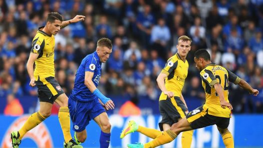 Leicester 0 - 0 Arsenal - Match Report & Highlights