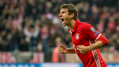Manchester United offered £85m for Thomas Muller, according to a Bayern official
