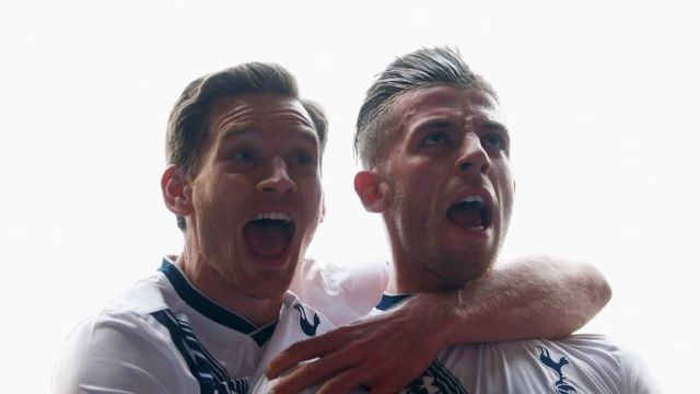 Tottenham have a considerably better record when both Toby Alderweireld and Jan Vertonghen start (W14 D3 L1 vs W6 D5 L2)