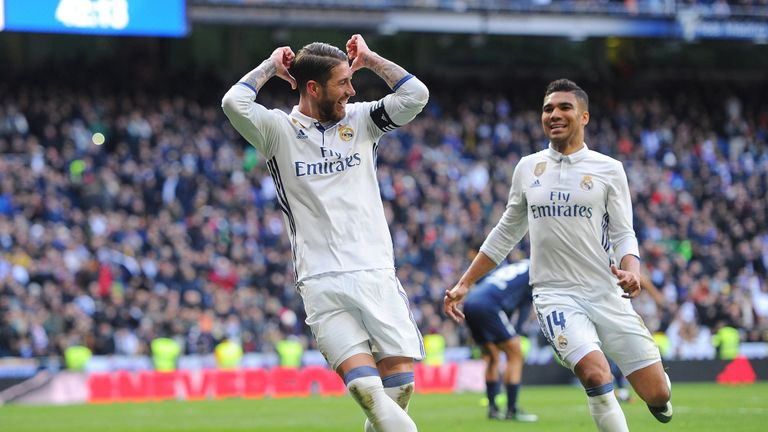 Image result for ramos in malaga match