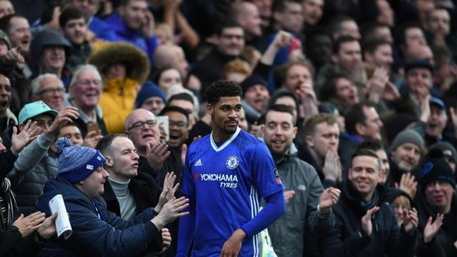 Ruben Loftus-Cheek has featured for the senior Chelsea team under Antonio Conte
