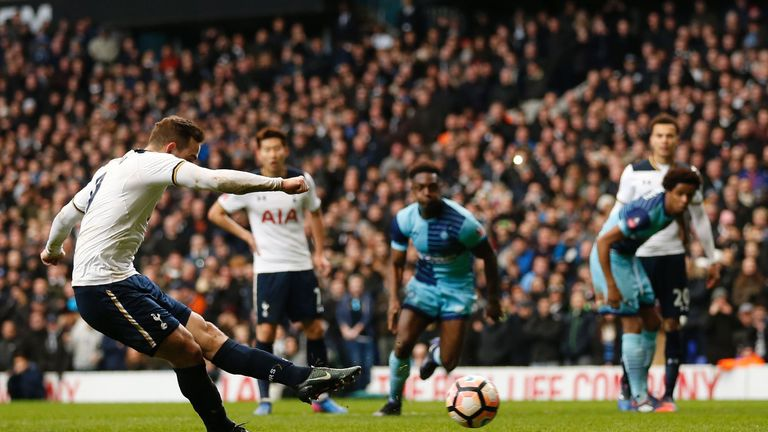 Image result for spurs 4-3 wycombe