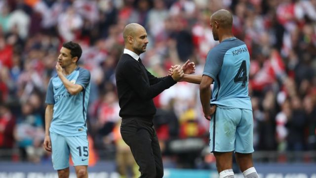 Kompany says he is not thinking about renewing his contract just yet
