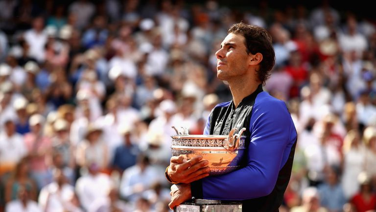 Image result for nadal french open