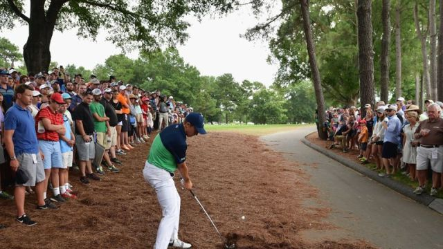 Jordan Spieth needs something special over the weekend to make Grand Slam history