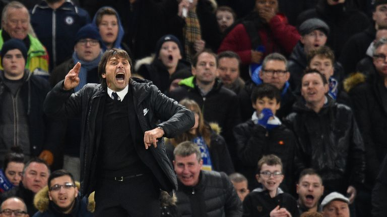 The new president of the Italian FA claims Antonio Conte is eager to return as Italy manager