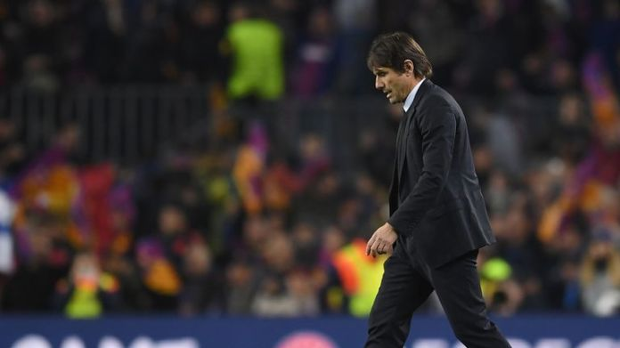 Conte felt his side deserved more from the second leg