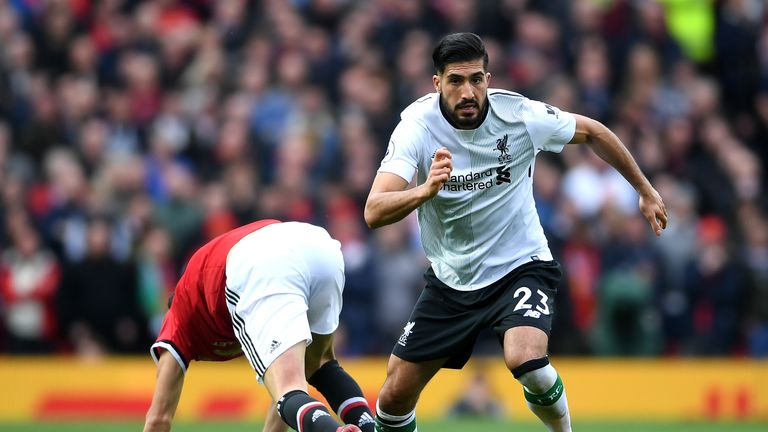 Emre Can has agreed a four-year contract with Juventus