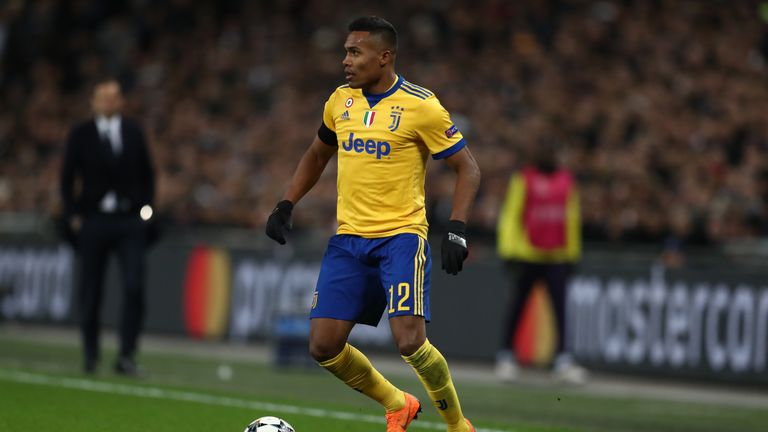 Alex Sandro is a reported target for PSG