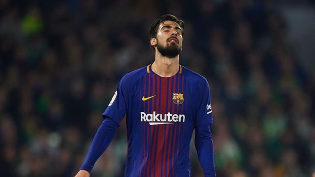 Andre Gomes is a reported target for both Arsenal and Juventus