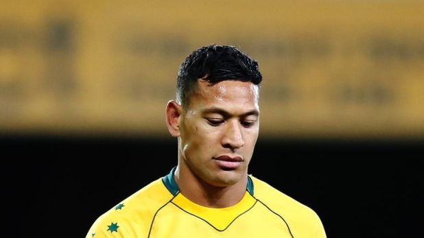 Israel Folau is expected to face Argentina on Saturday