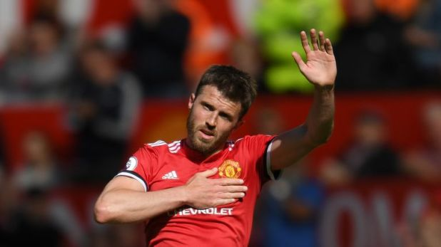 Carrick won every single domestic honour in the English game with Manchester United