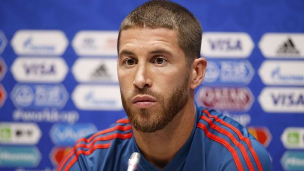 Sergio Ramos says 'these have not been pleasant times at all'