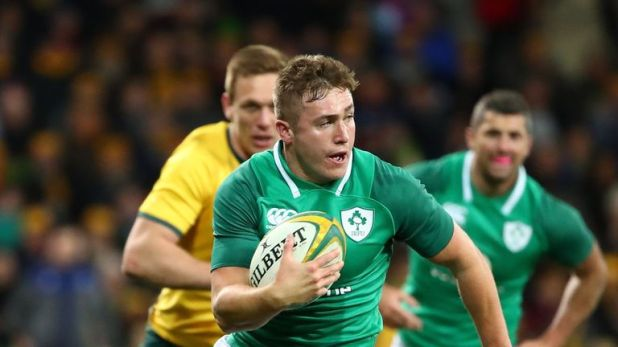 The 21-year-old is one of the most exciting talents in world rugby