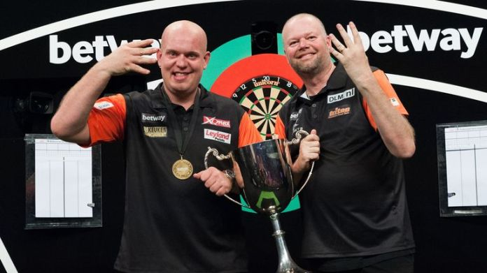 Raymond van Barneveld has featured in all of Netherlands' four World Cup triumphs