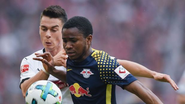 Ademola Lookman impressed on loan at Leipzig, scoring five Bundesliga goals in 11 appearances