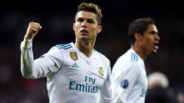Cristiano Ronaldo has left Real Madrid after 450 goals in 438 game