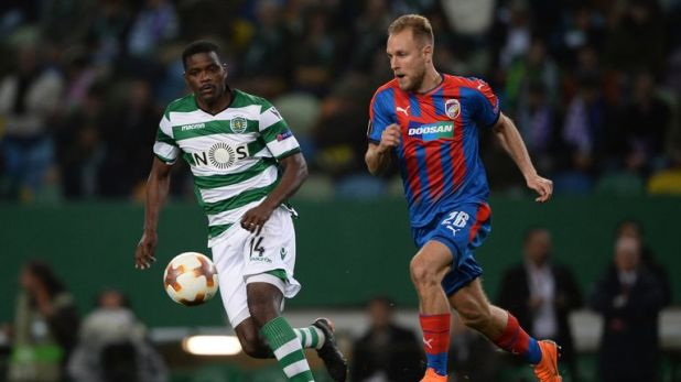William Carvalho made 148 appearances for Sporting and scored 10 goals