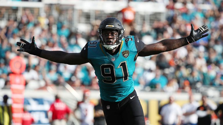 Yannick Ngakoue has managed 20 sacks in just two seasons in the NFL