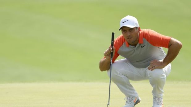 Molinari currently leads the Race to Dubai